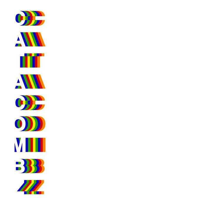 CATACOMBZ cover art