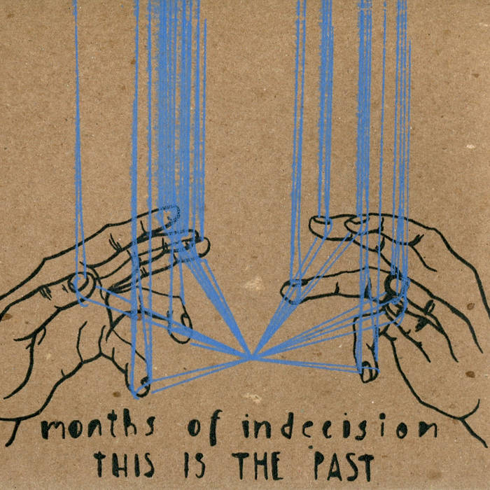 This is the Past cover art