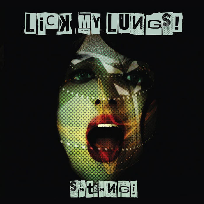 Lick My Lungs cover art