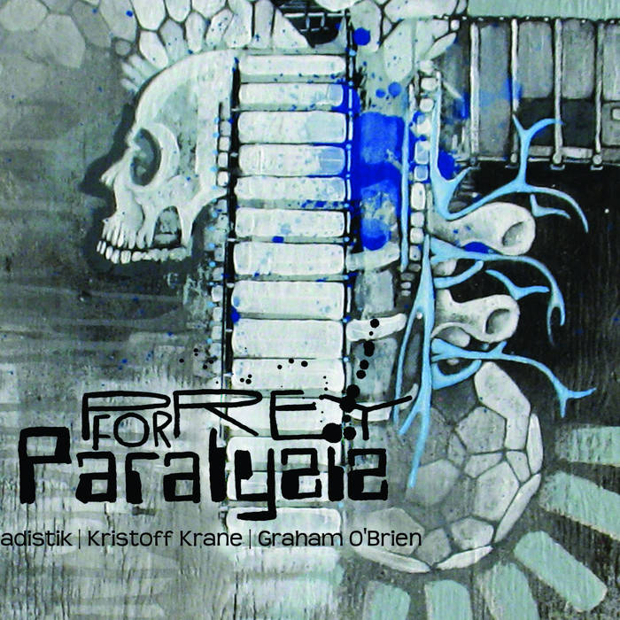Prey for Paralysis cover art