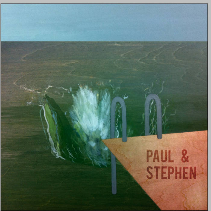 Paul and Stephen EP cover art