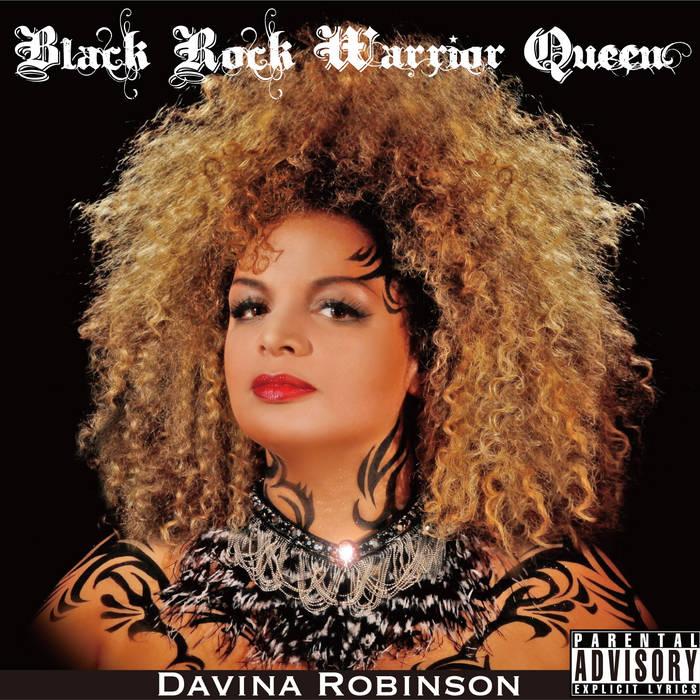 Black Rock Warrior Queen cover art