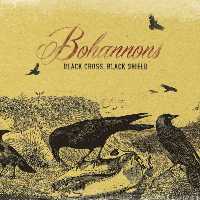 Black Cross / Black Shield cover art