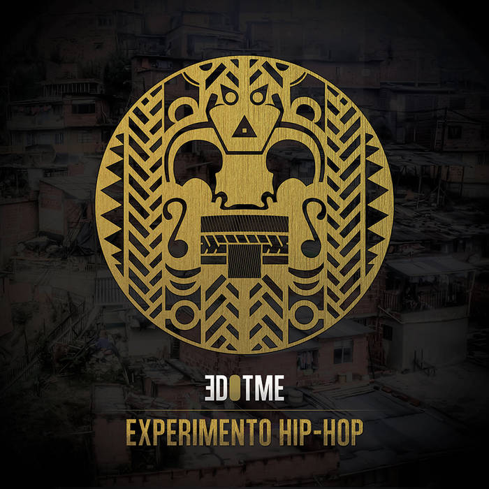 Experimento Hip-Hop Mixtape cover art