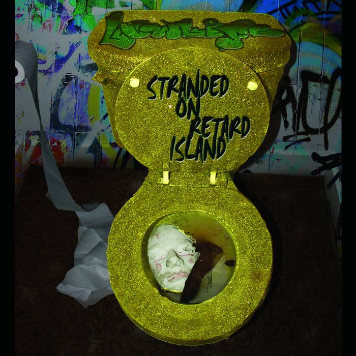 Stranded on Retard Island cover art
