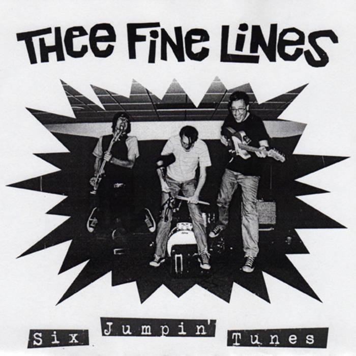 Six Jumpin' Tunes cover art