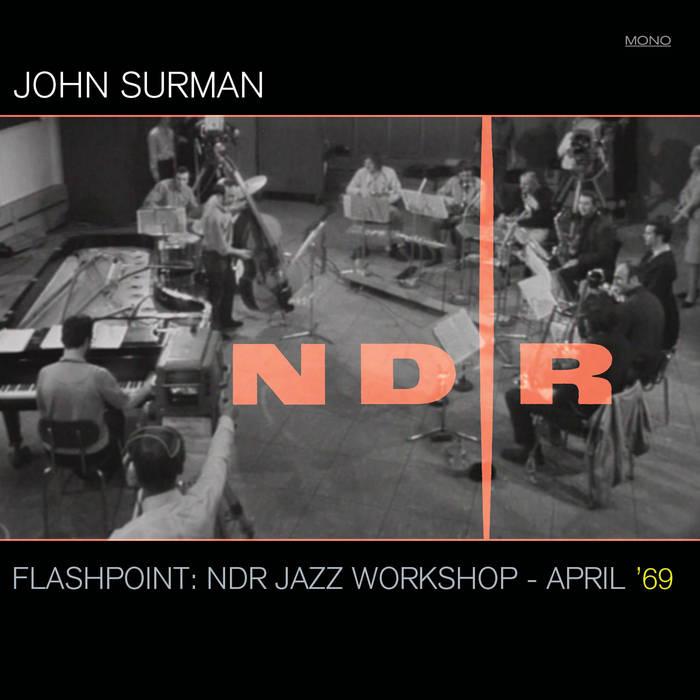 Flashpoint: NDR Jazz Workshop - April '69 cover art