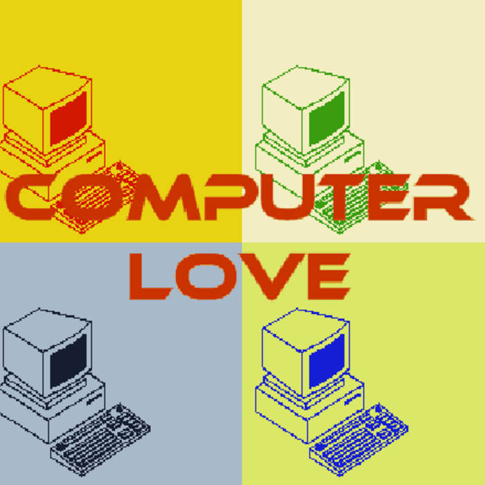 Computer Love cover art