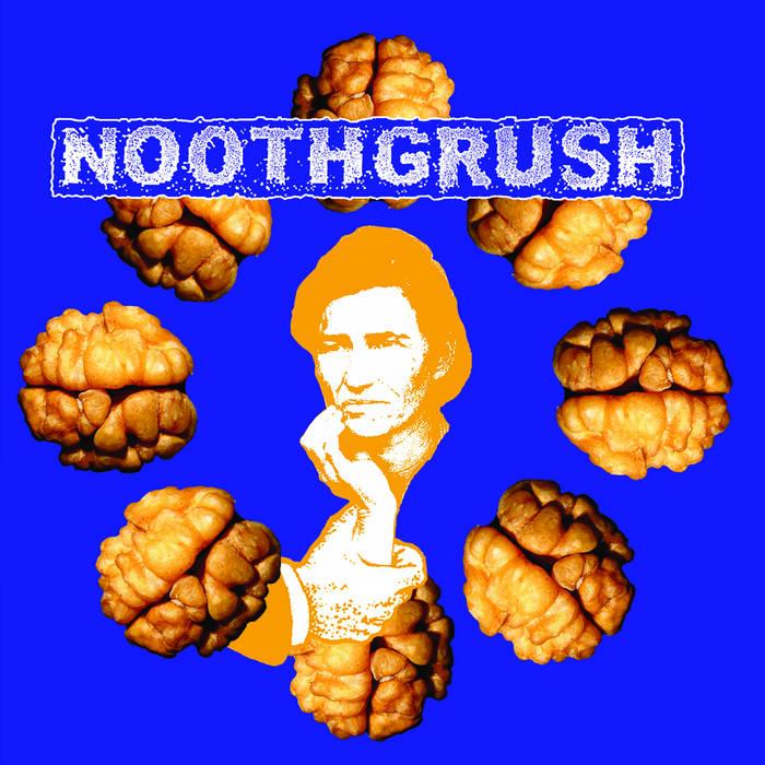 Noothgrush / Suppression Split cover art