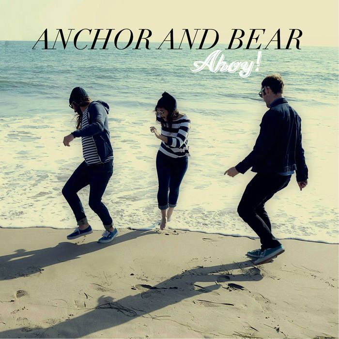 Ahoy! cover art