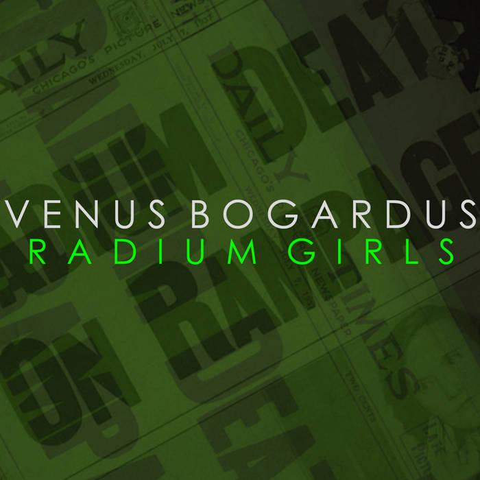 Radium Girls EP cover art
