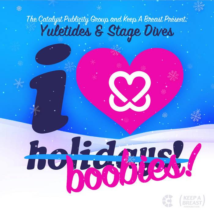 Yuletides & Stage Dives cover art