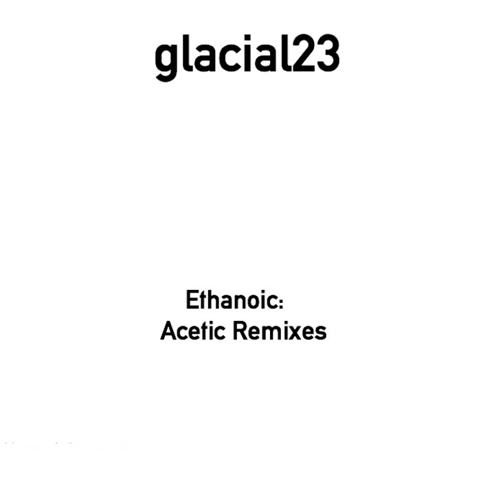 Ethanoic: Acetic Remixes cover art