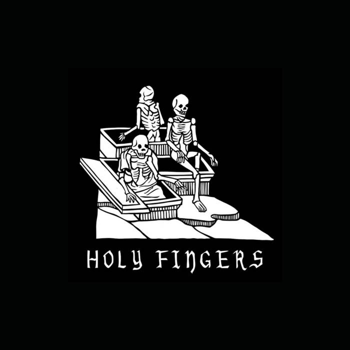 HOLY FINGERS cover art