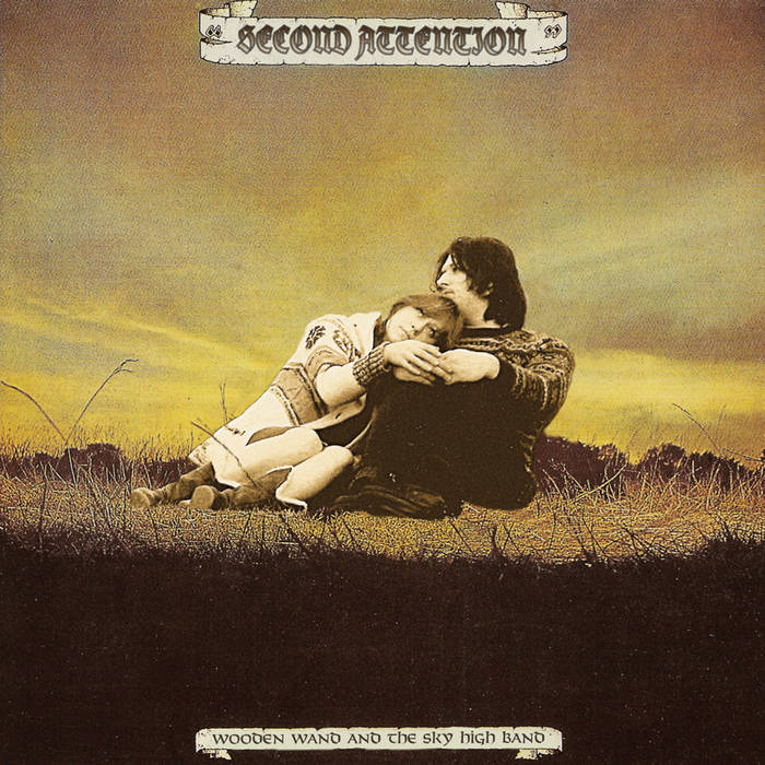 Second Attention cover art