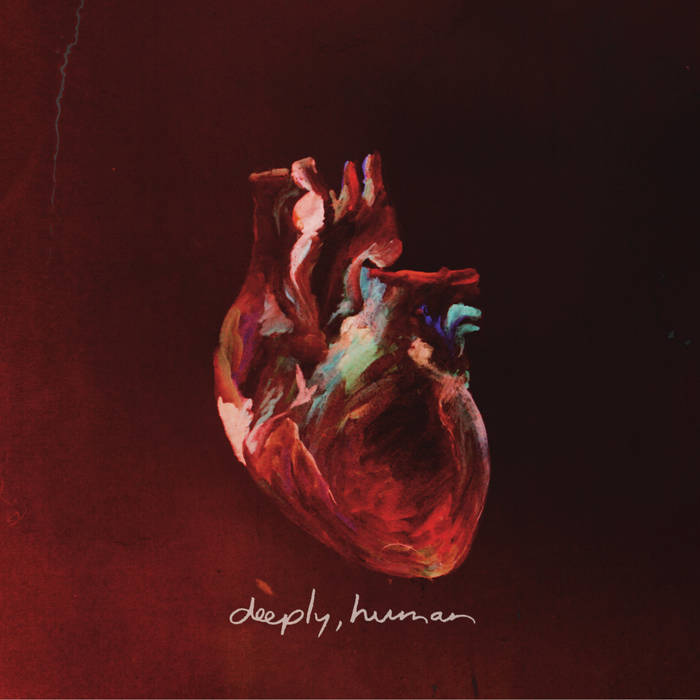Deeply, Human cover art