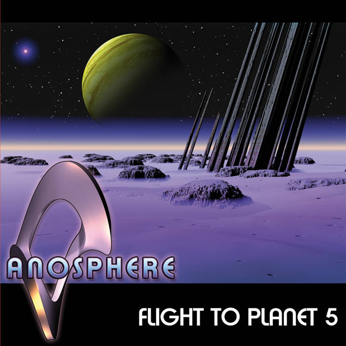 Flight To Planet 5 cover art