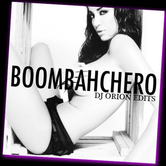 Boombahchero Vol.1 cover art