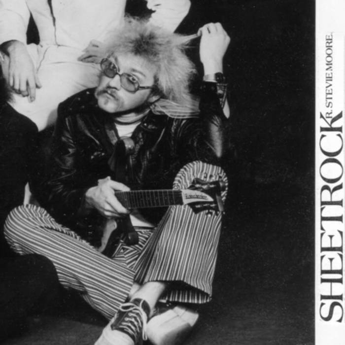 Sheetrock cover art