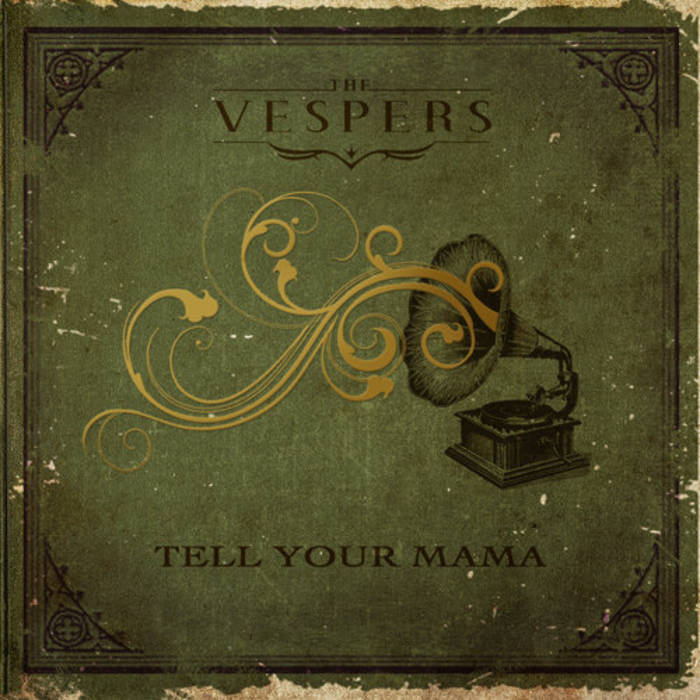 Tell Your Mama cover art