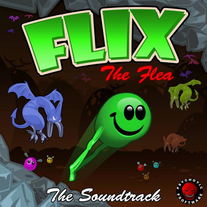 Flix the Flea - The Soundtrack cover art