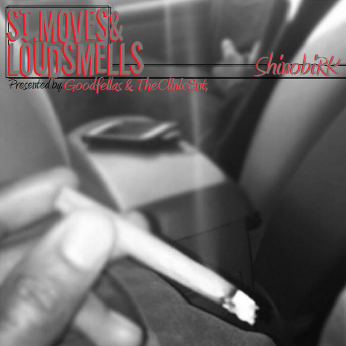 St. Moves & Loud Smells cover art