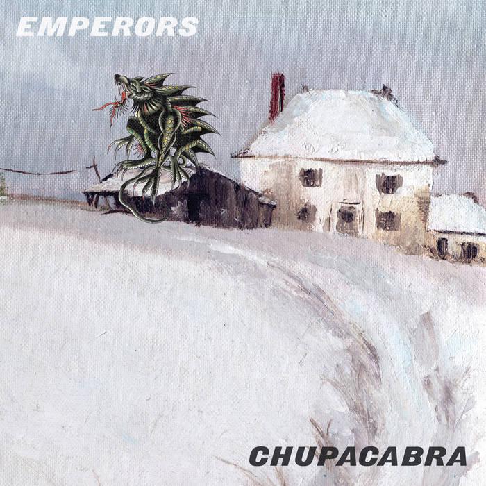 Chupacabra cover art