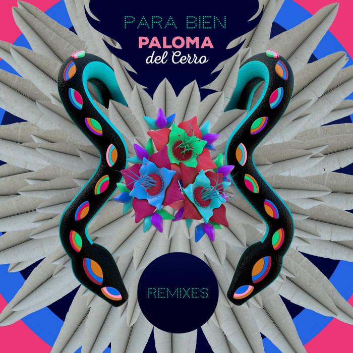 Para Bien Remixes cover art