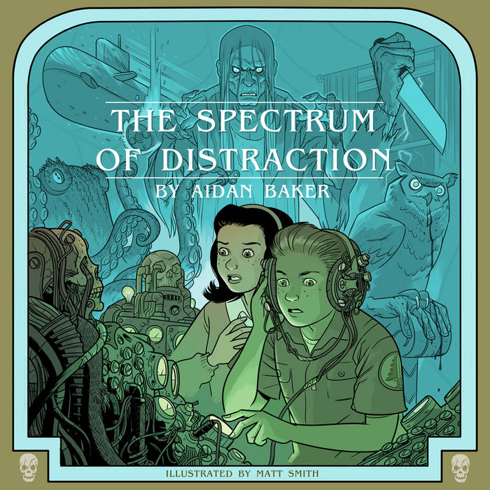The Spectrum of Distraction cover art