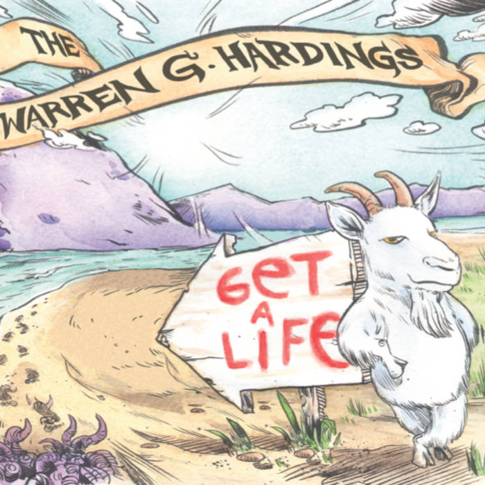 Get A Life cover art