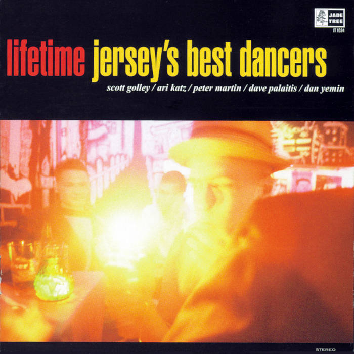 Jersey's Best Dancers cover art