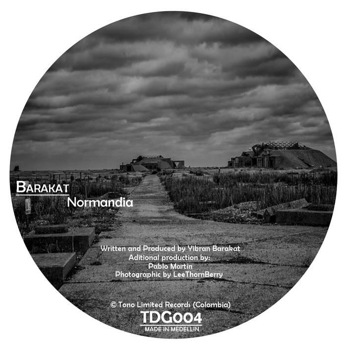 Normandia cover art