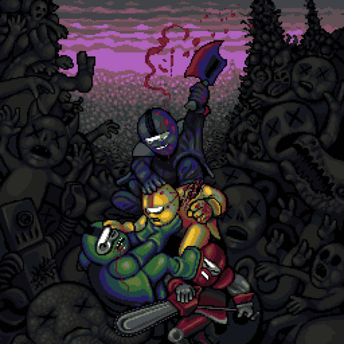 Ranger Wars (Soundtrack) cover art