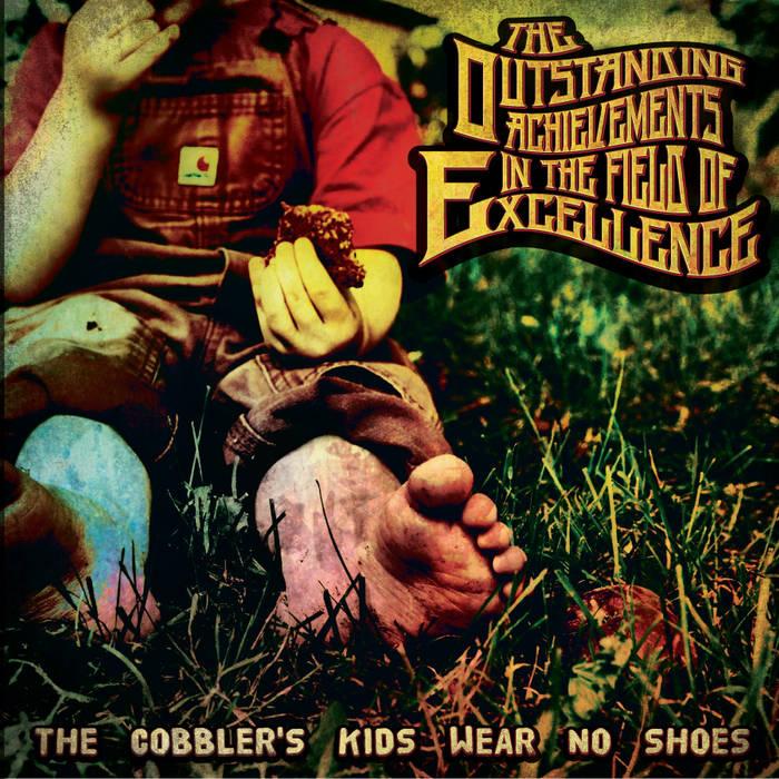 the Cobbler's Kids Wear No Shoes cover art