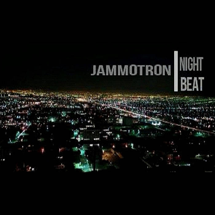 Night Beat ep cover art