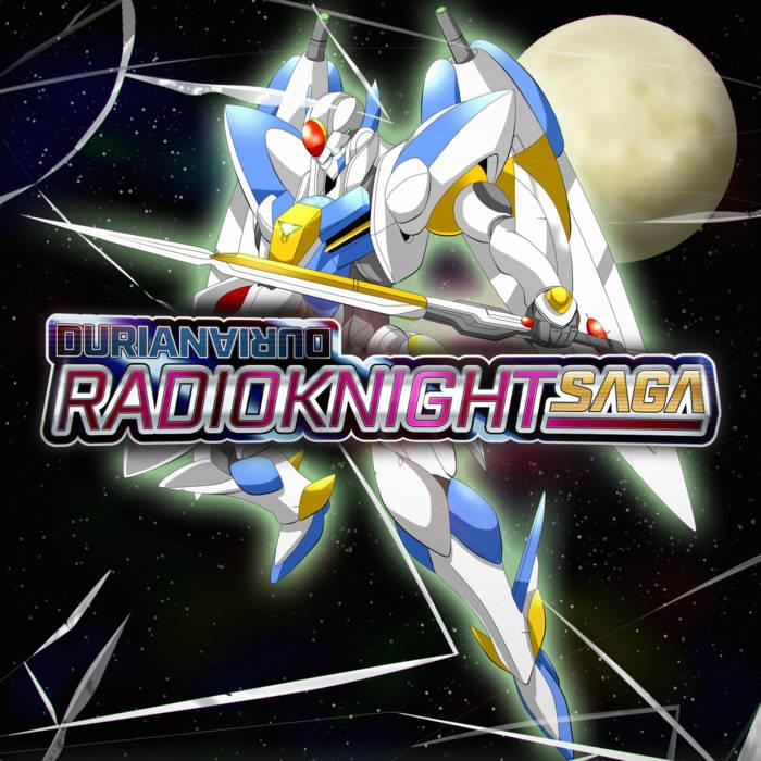 Radioknight SAGA cover art