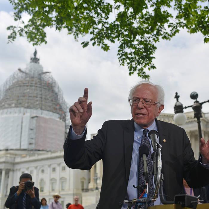 Bernie Sanders (duet) cover art