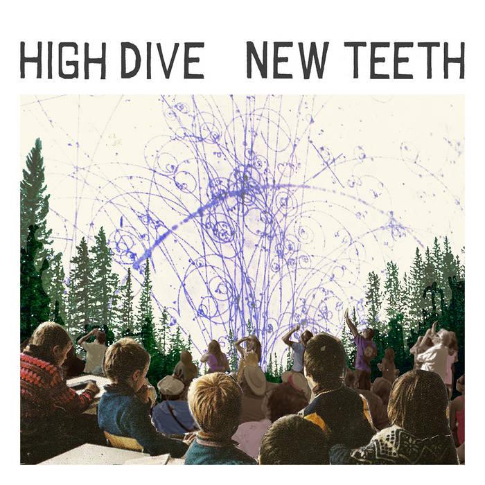 New Teeth cover art