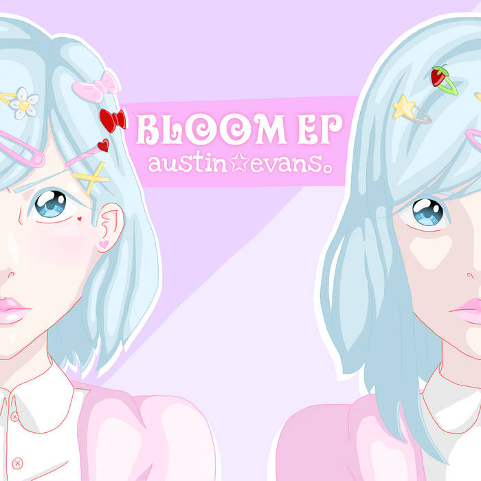 Bloom EP pt. 1 cover art