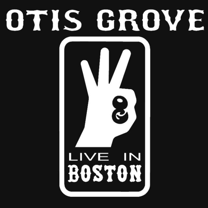 Live In Boston cover art