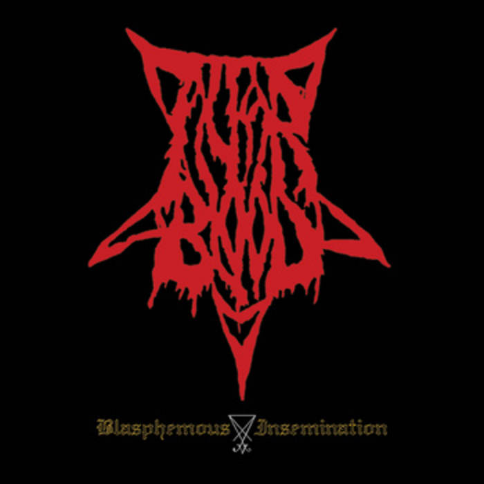 Blasphemous Insemination (Demo) cover art
