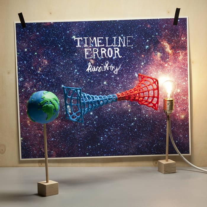 Timeline Error cover art