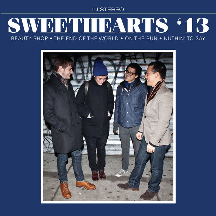 Sweethearts '13 cover art