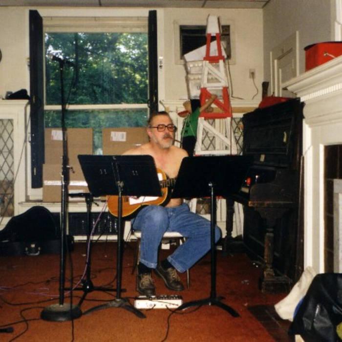 Stork Club '98 - Live WFMU cover art
