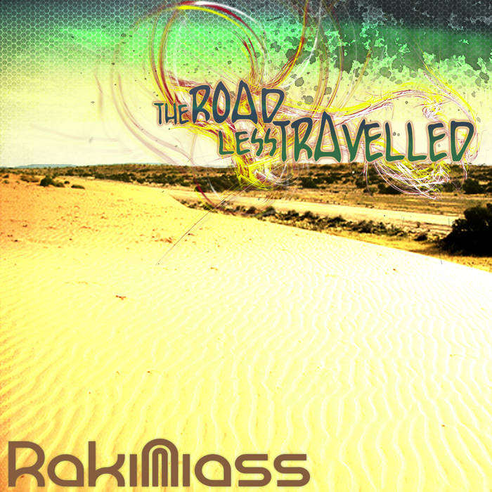 The road less travelled cover art