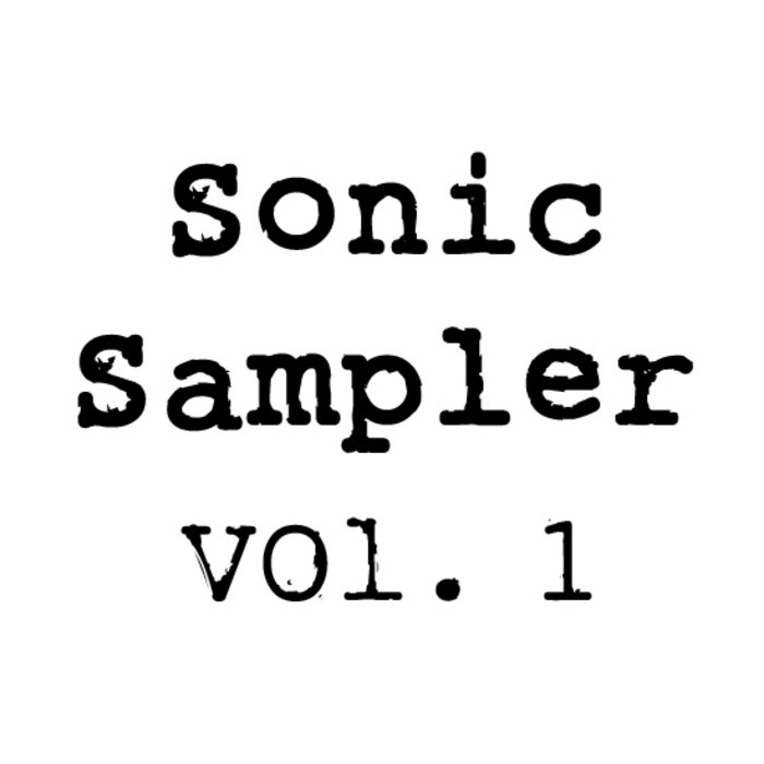Sonic Sampler Vol. 1 cover art