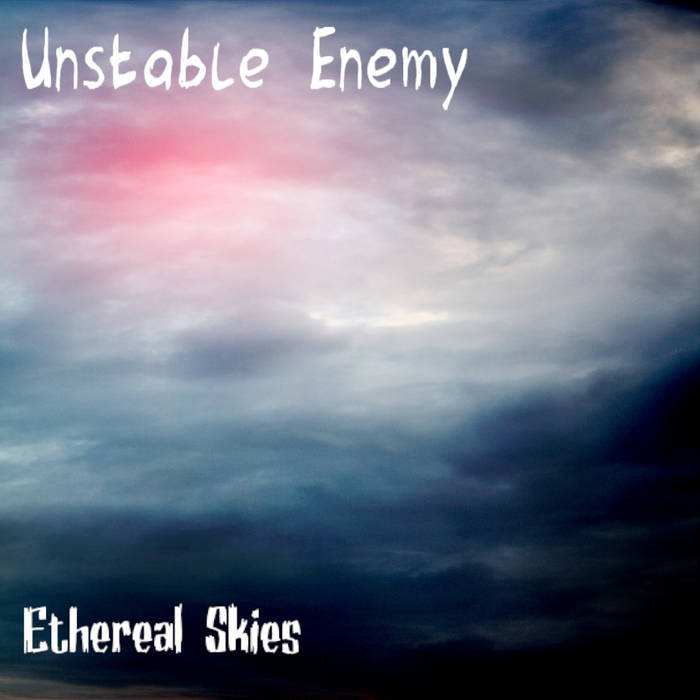 Ethereal Skies EP cover art