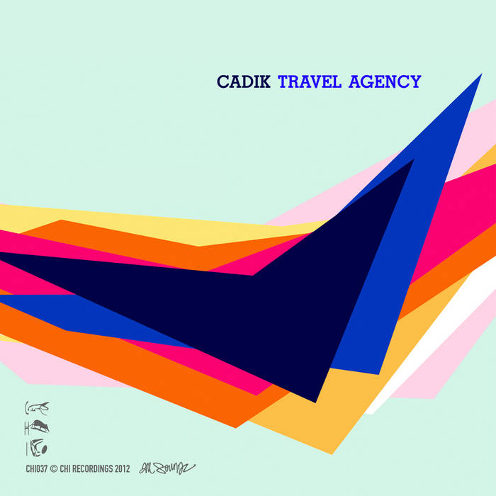 Travel Agency cover art