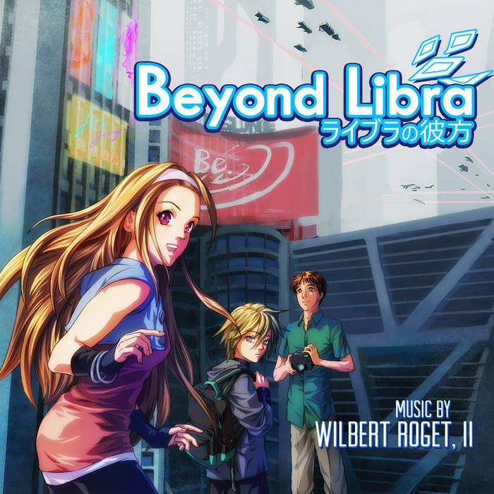 Beyond Libra cover art