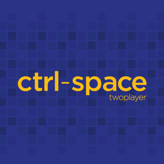 ctrl-space cover art